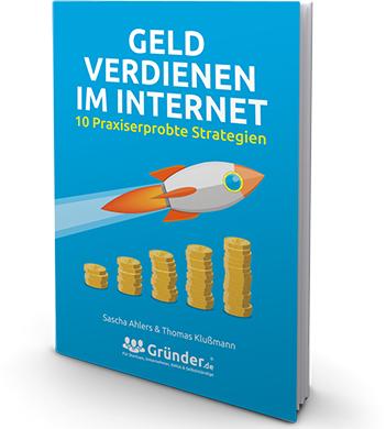 Geld verdienen im Internet kostenloses Buch